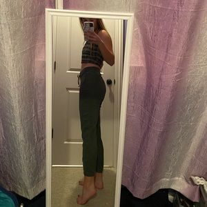 Free People Pants & Jumpsuits - Army Green Joggers